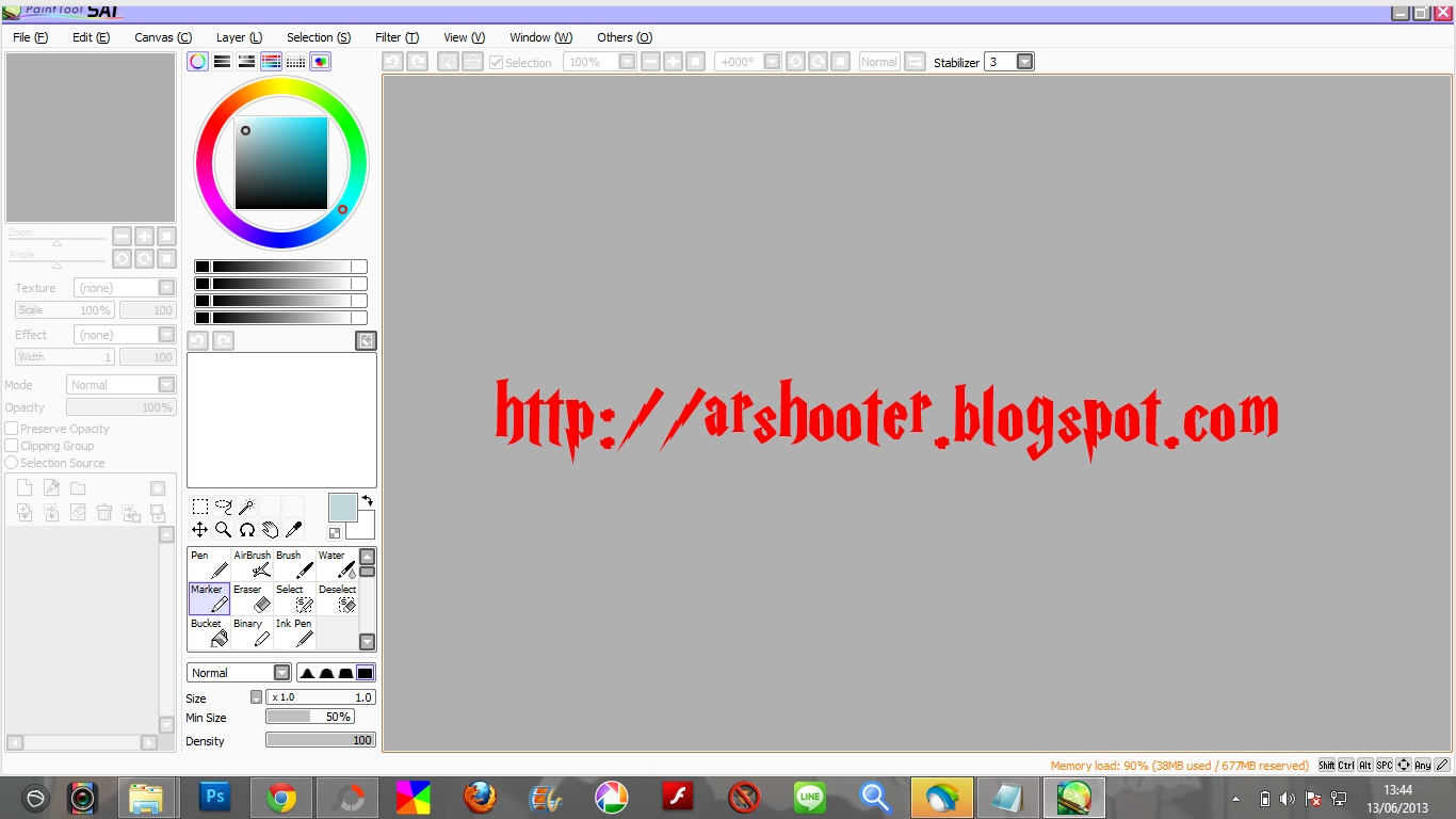 Download Paint Tool Sai Arshooter