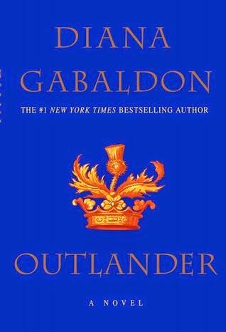 Outlander series by Diana Gabaldon (Reader: Davina Porter)