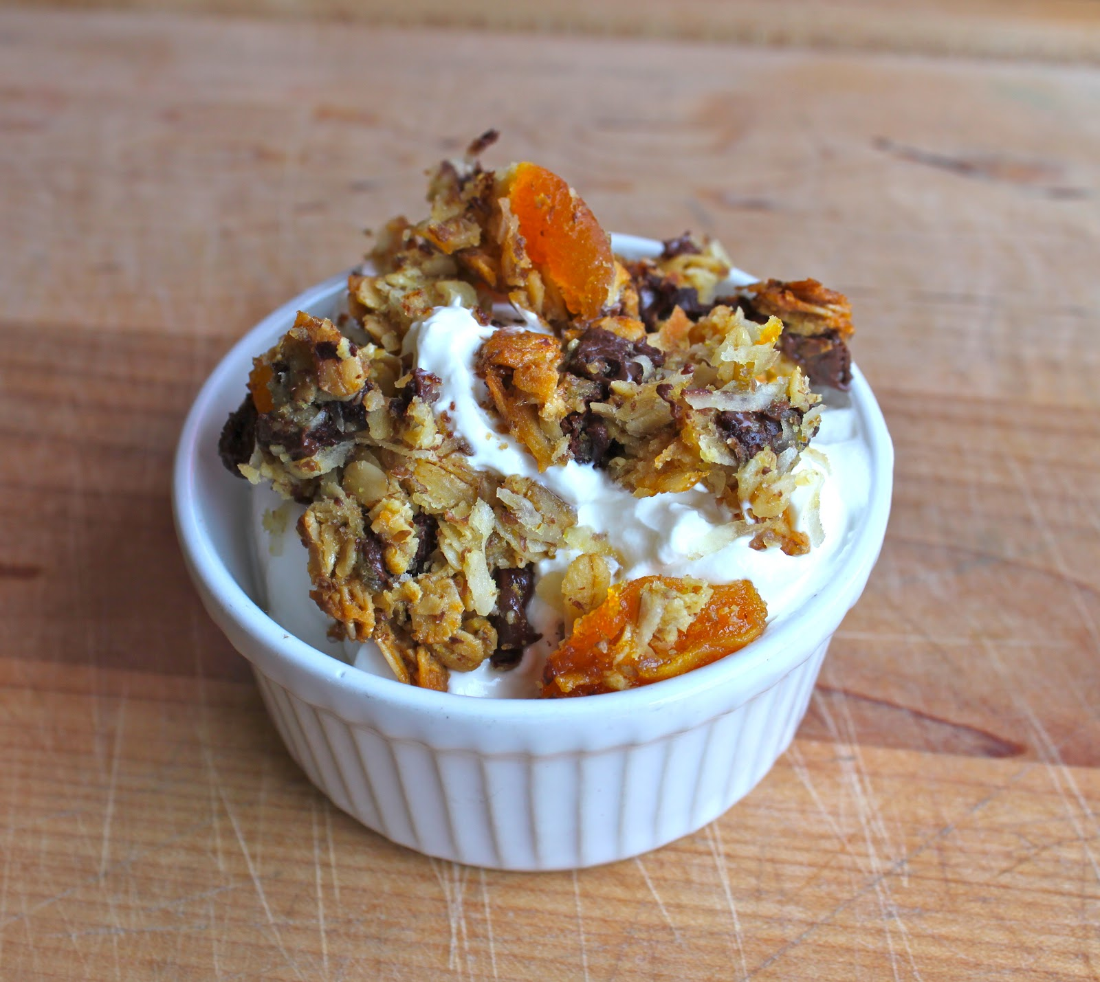 From Which Things Grow: Chew on This | Coconut Granola