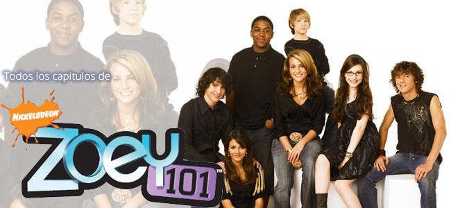 Temporadas Zoey 101