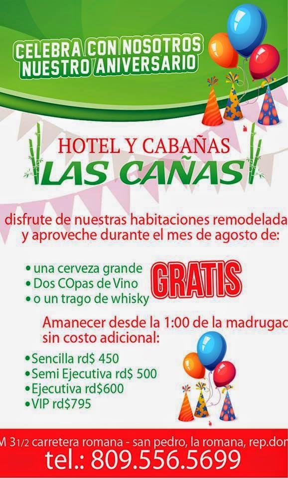 Aniversario Hotel Las Cañas