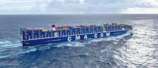 The Reunion Island new CMA CGM maritime hub in the Indian Ocean