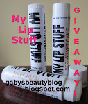Giveaway: My Lip Stuff, international, ends 13 december