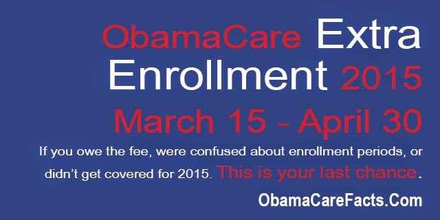 Affordable Health Care Act. given extra time to sign up for obama care