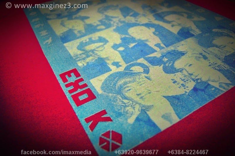 EXO K-pop Boy Band (Fan Shirt)