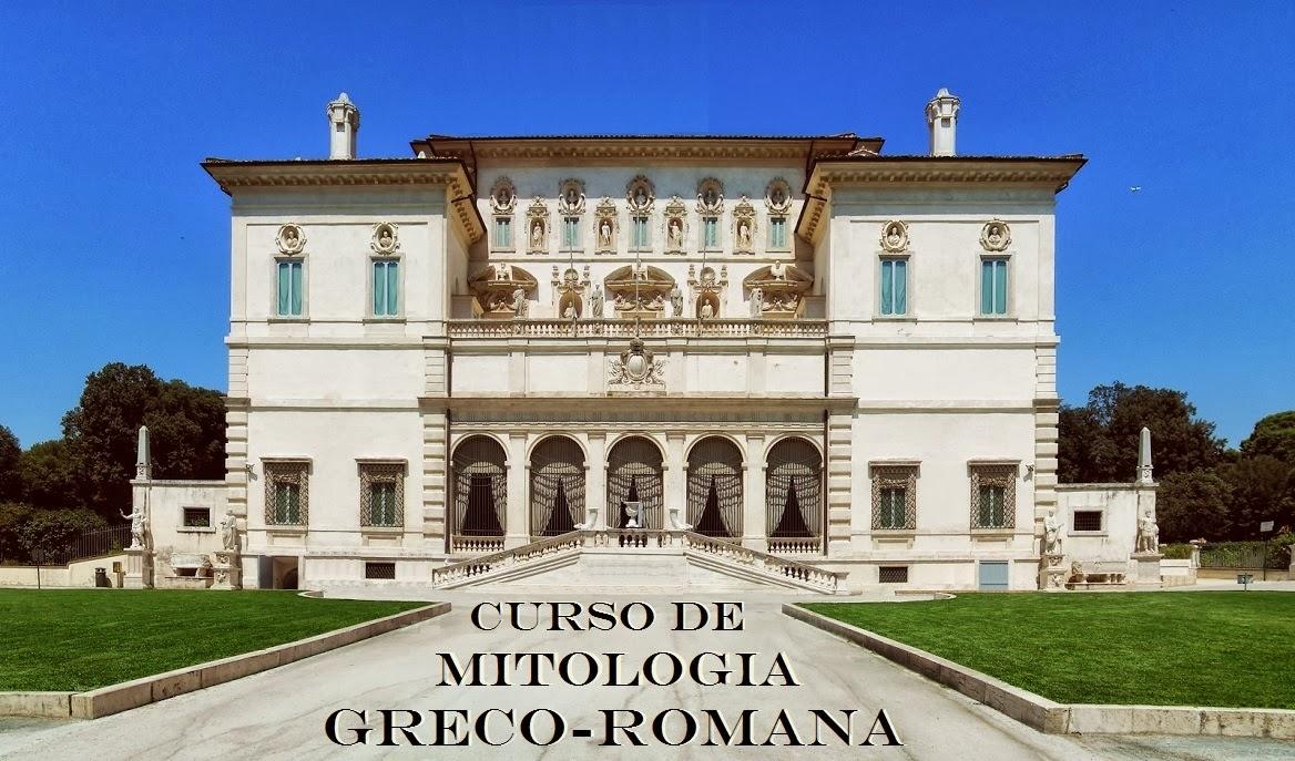 Curso de Mitologia Grega e Romana