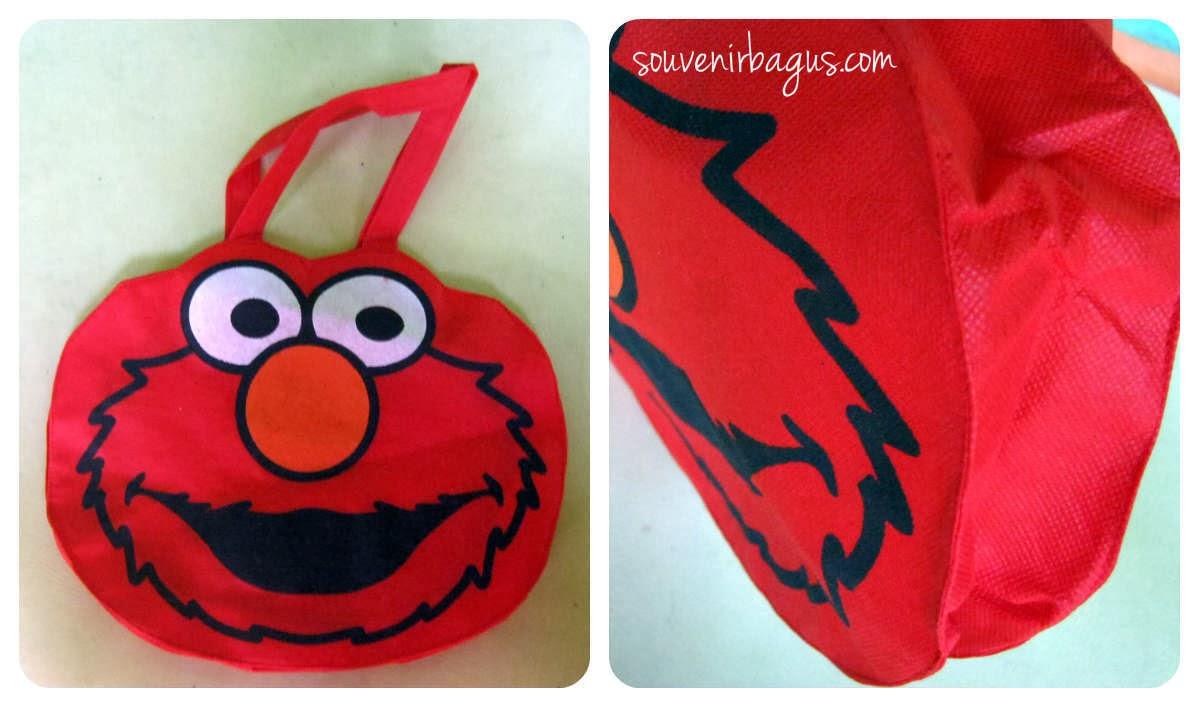 Tas Ulang Tahun Elmo