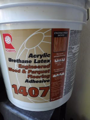 glue for wood floor