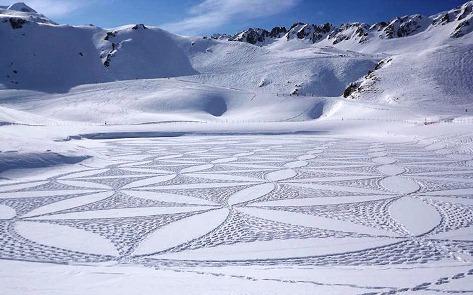 Lingkaran Misteri Gunung Salji