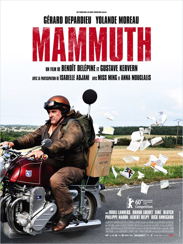 Ver Mammuth (2010)