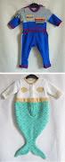 DISFRAZ CONVERTIBLE CAPA INFANTIL DE EUREKAKIDS capa disfraz lobo caperucita ropa eurekakids