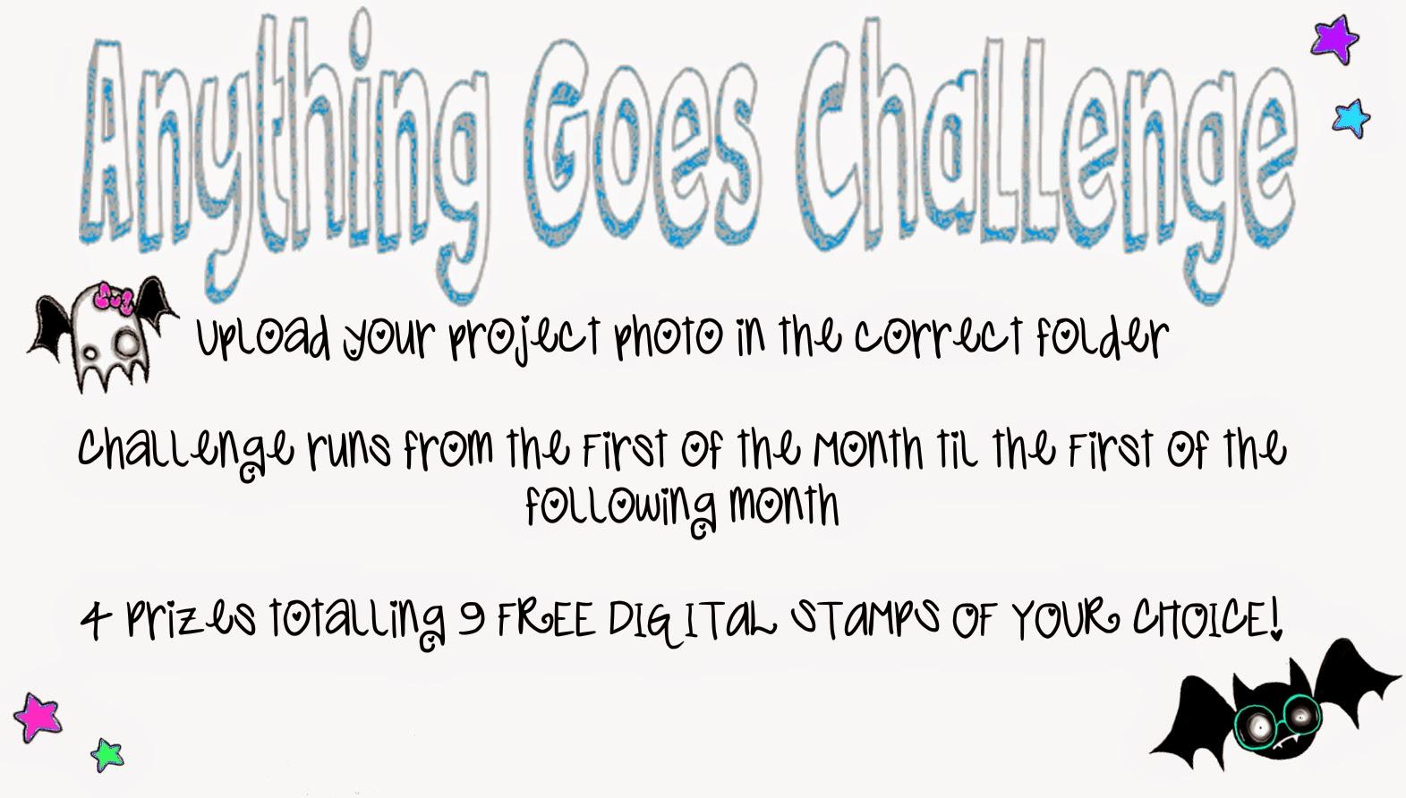 Oddball Art Challenge