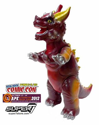 New York Comic-Con 2012 Exclusive Meltdown Taoking Vinyl Figure by Super7