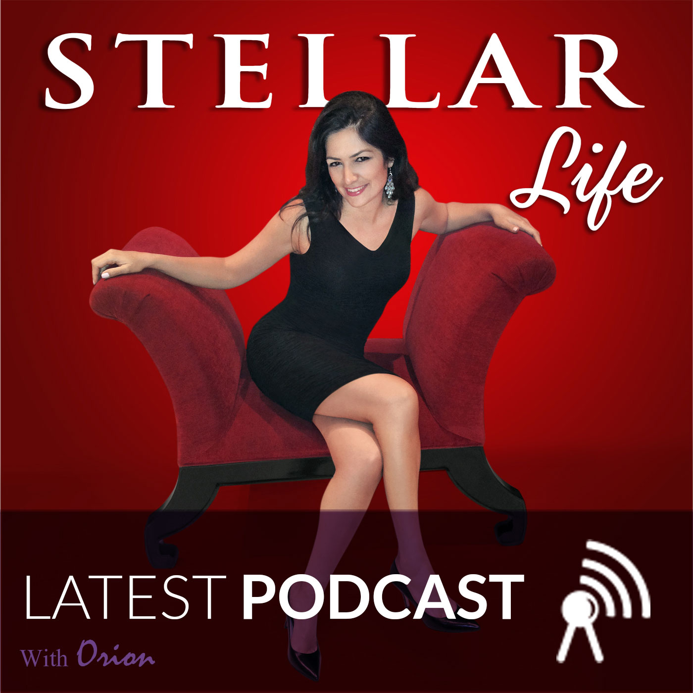 ENJOY THE LATEST PODCAST OF #STELLARLIFE BY ORION