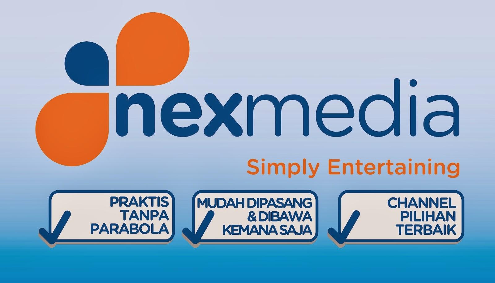Cara Berlangganan Nexmedia