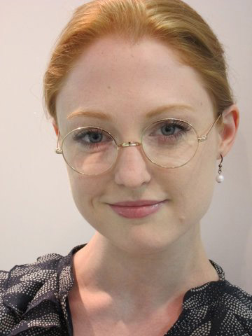 Oliver Goldsmith round glasses remade for 2012 – as worn by John Lennon