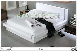 Tempat Tidur New Modern Minimalis Rush