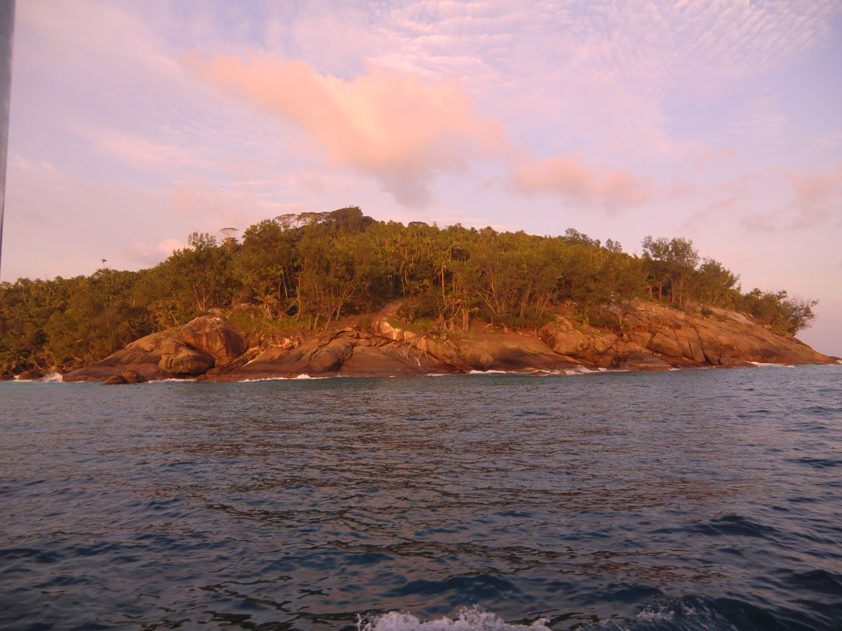 Северный-Остров-Сейшелы