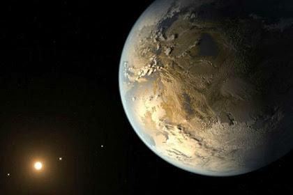 NASA: 20 Tahun Lagi Kita Temukan Kehidupan Alien