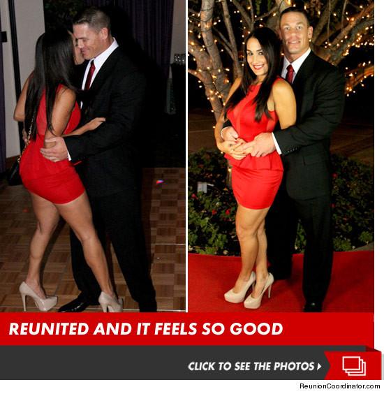 Fotos:¿Ex-WWE Diva es la nueva novia de John Cena?