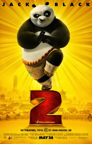 Download Films Kung Fu Panda 2 (2011) Bluray 720p