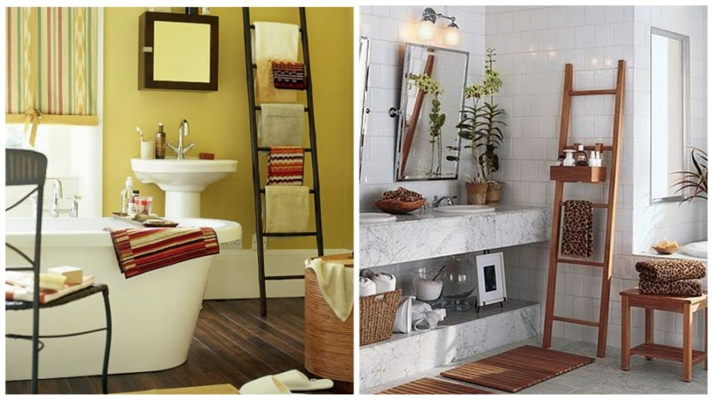 Top Créatives idées de rangement pour la salle de bains! ~ Décor de  TH09