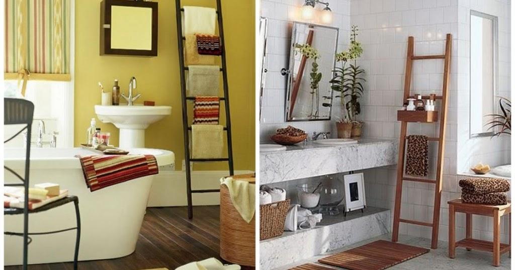 cr atives id es de rangement pour la salle de bains. Black Bedroom Furniture Sets. Home Design Ideas