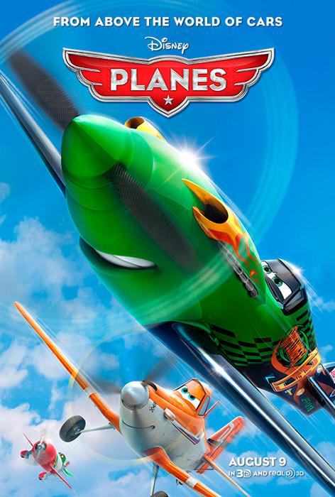 CINE: Aviones (Trailer en español) (Disney, estreno Agosto 2013 ...