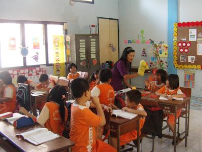 Bidang Akademik SD Nusaputera