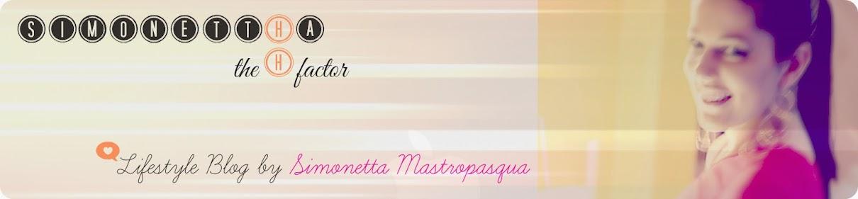 Simonettha The H Factor