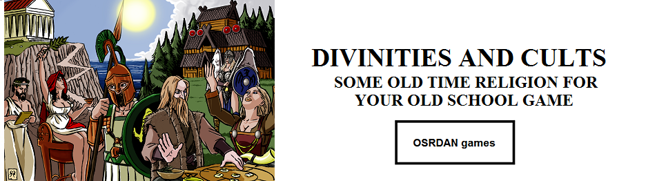 Divinities and Cults