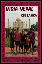 India-Nepal-Sri Lanka