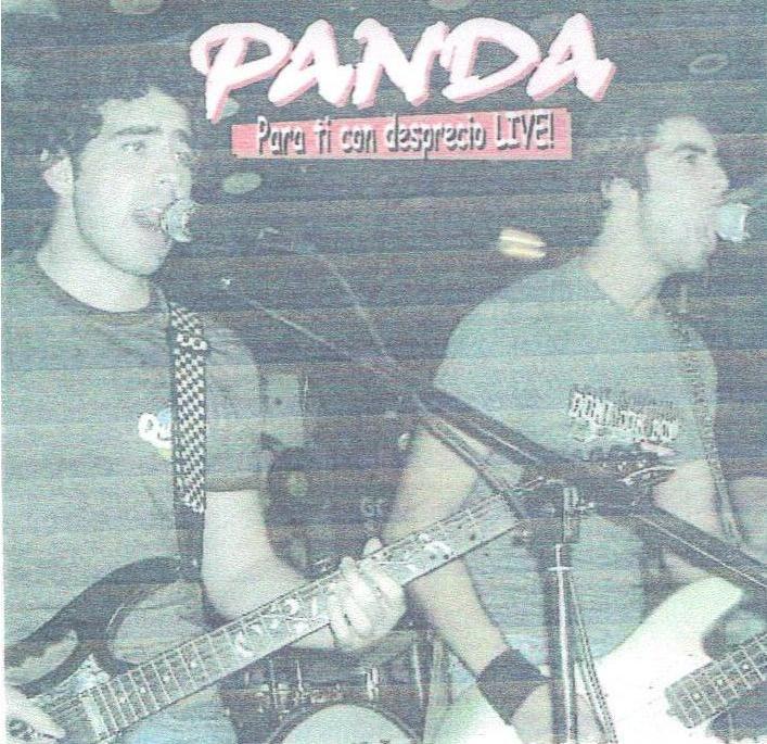Grupo Pxndx: 2005-2008: Para ti con desprecio, Amantes sunt ...
