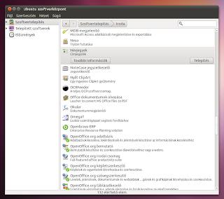 contacts ubuntu