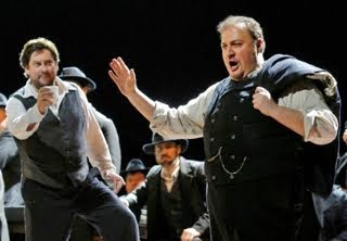 Featured Opera Review: <i>Cav/Pag</i> at the Metropolitan Opera