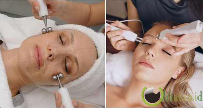 Electrical Facial Face (Perawatan Wajah Elektrik)