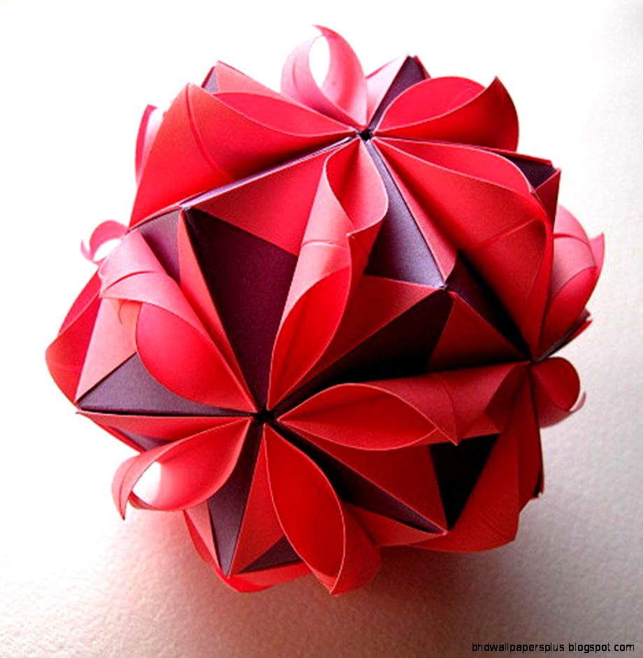 Popular items for origami flower ball on Etsy
