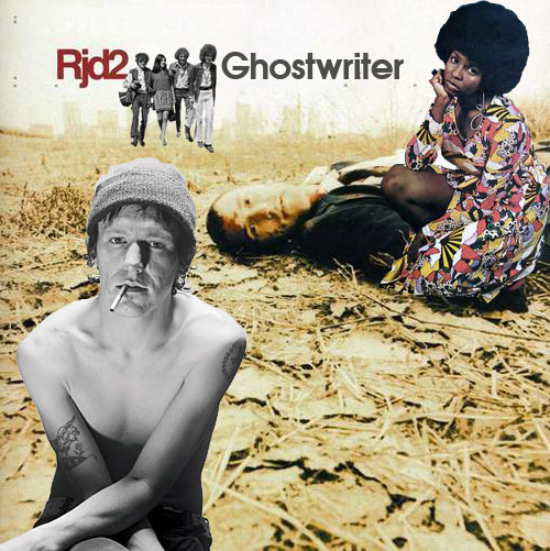 PARALLAXATIVES: Sample Spotting: Rjd2's Ghostwriter