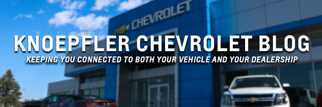 Knoepfler Chevrolet Blog