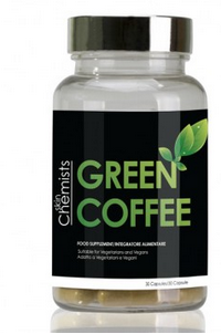 Green coffee  Skin Chemists