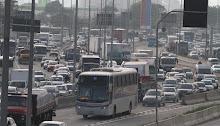Um ano após nova marginal e trecho sul do rodoanel, congestionamentos da manhã em SP estão piores