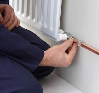 Montaje de sistemas de calefacción
