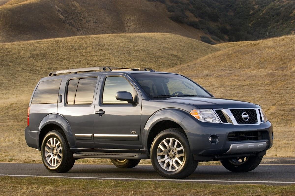 Detroit Auto Show: Nissan Pathfinder concept