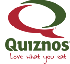 Logo of Quiznos franchise in India