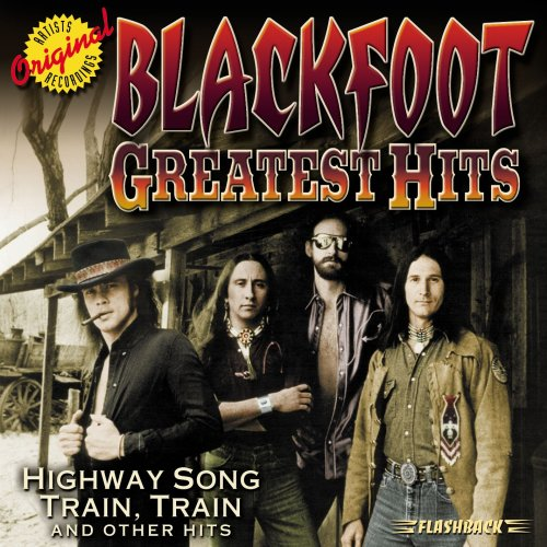 Blackfoot - Greatest Hits @320 | 60's-70's ROCK