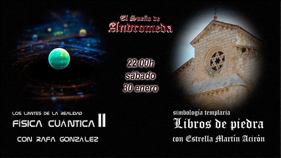 El sueño de Andromeda y España Mágica.
