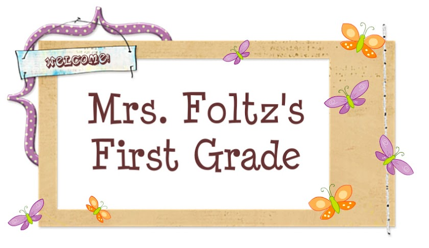 Mrs. Foltz's First Grade