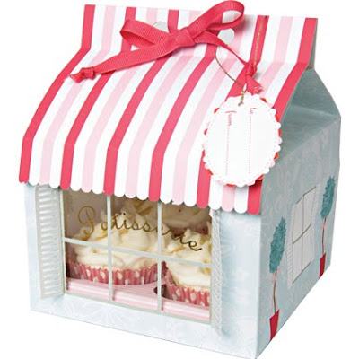 Patisserie Cupcake Box by Squires