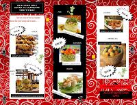 brosur makanan