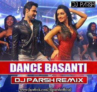 DANCE BASANTI (UNGLI) DJ PARSH